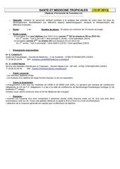 Fichier PDF sante med tropicale