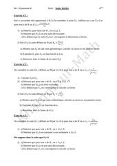 suites reelles bac math et sc exp