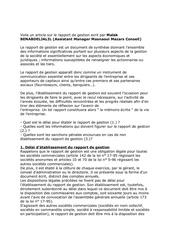Fichier PDF le rapport de gestion ecrit par malak benabdeljalil f