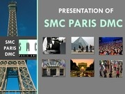 Fichier PDF presentation of smc paris dmc 2013