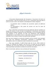 Fichier PDF appel a benevoles