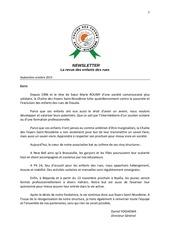 newsletter cfsn sept oct 2013 french