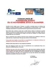 rassemblement breton du 02 11 2013