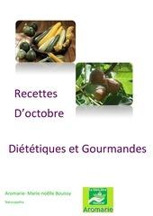 recettes octobre