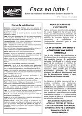 bulletin de mobilisation n 4