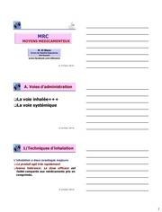 mrcmoyens medicamenteux2013