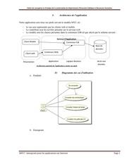 Fichier PDF analyse et conception