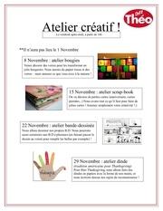 Fichier PDF ateliers chez theo nov
