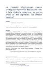 Fichier PDF cigarette electronique universite de boston fr