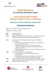 programme sba 2013 alsace ba
