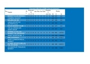 Fichier PDF classement bca 6j