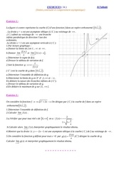 exercices 3e a