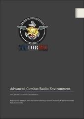 advanced combat radio environment