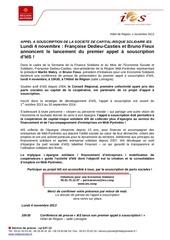 invitation communique de presse 4 nov 2013