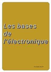 aide memoire electronique de base www genie electromecanique com