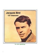 Fichier PDF jacques brel paroles de 137 chansons