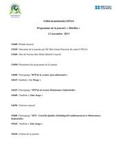 Fichier PDF programmemarahba