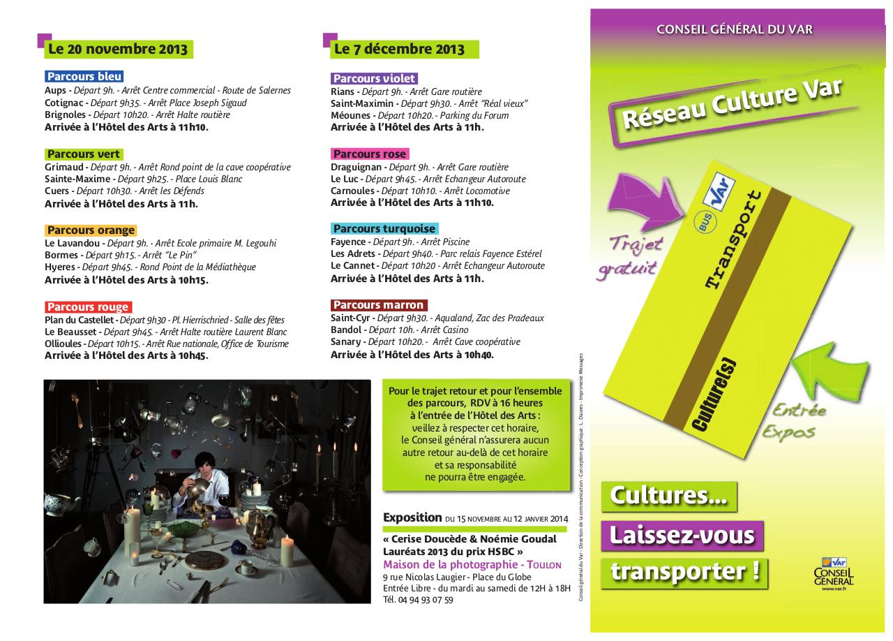 Aperçu du document Reseau Culture Var flyer.pdf - page 1/2