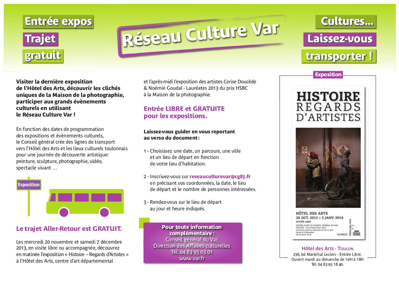 Aperçu du document Reseau Culture Var flyer.pdf - page 2/2