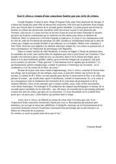 Fichier PDF seul le silence