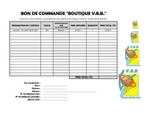 Fichier PDF bon de commande boutique vbb