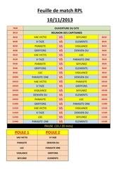 Fichier PDF feuille de match rpl 10nov2013