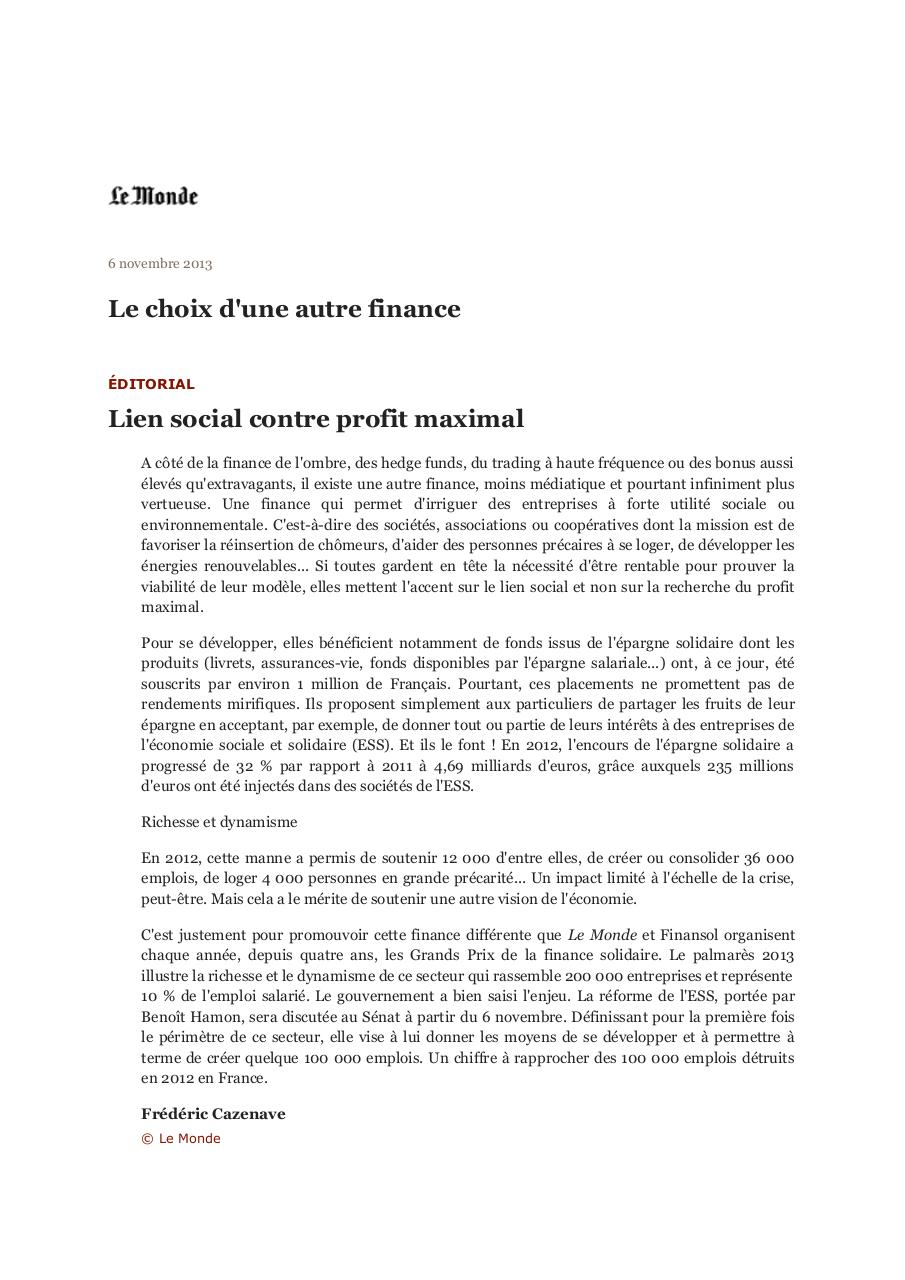 Finance solidaire.pdf - page 1/4