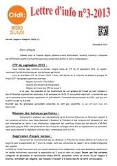 lettre info novembre 2013 sdis11