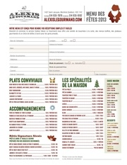 alexis le gourmand menu des fetes2013 v2