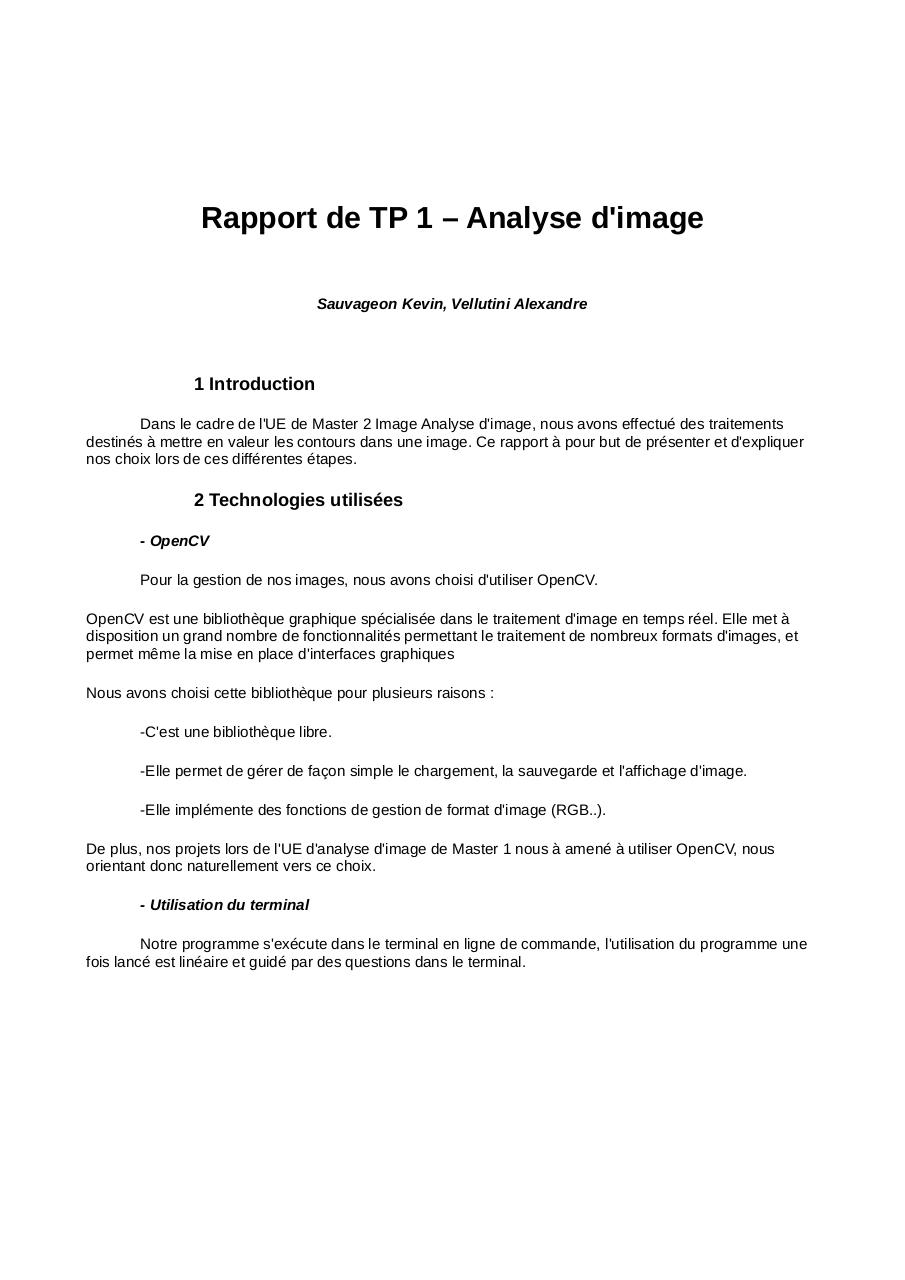 Aperçu du document Rapport_TP1_M2_Analyse_Image_SAUVAGEON_VELLUTINI.pdf - page 1/9