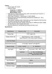 Fichier PDF tachymetrefrequencemetre