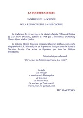 Fichier PDF blavatsky la doctrine secrete tome 2