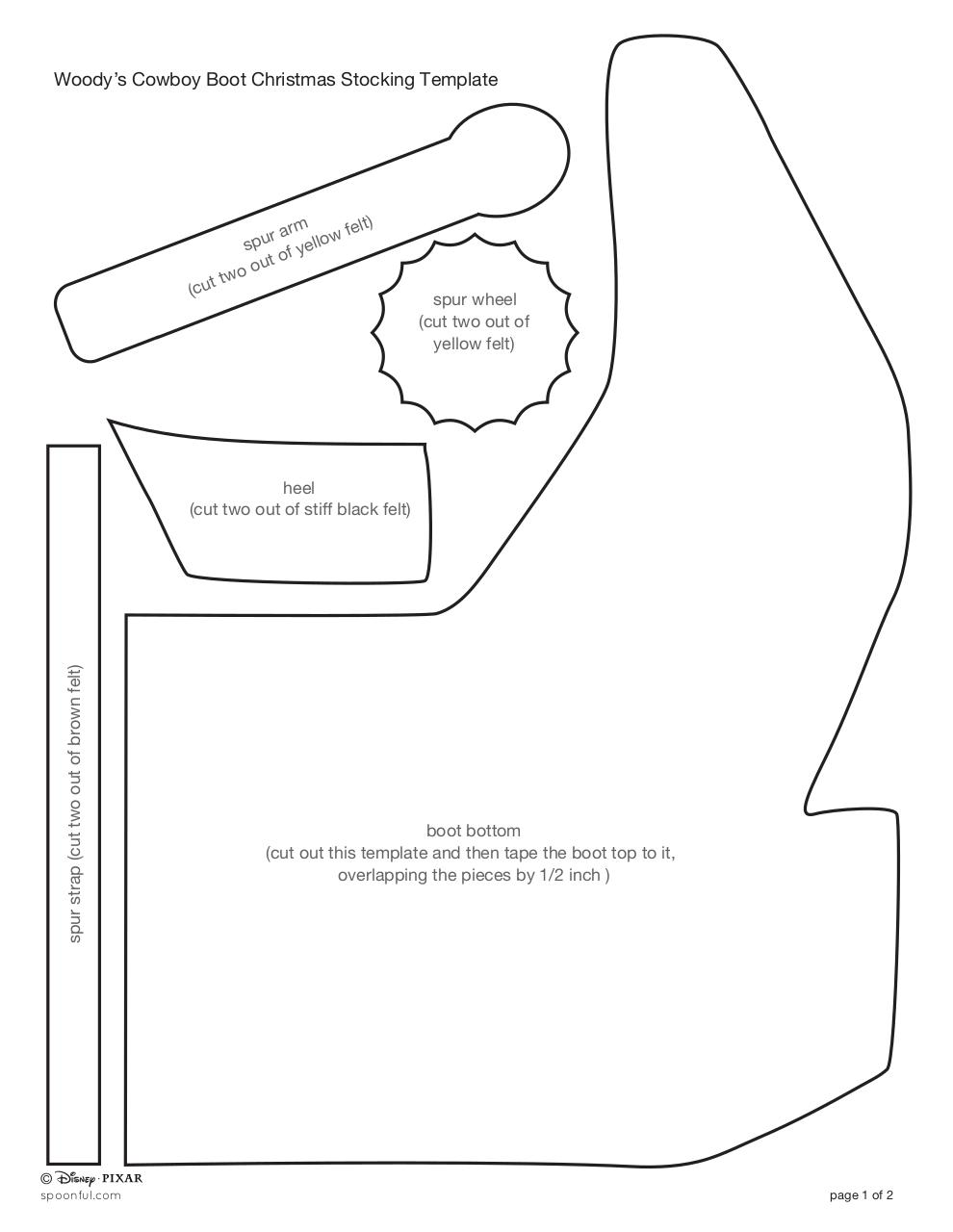 Aperçu du document woodys-cowboy-boot-christmas-stocking-craft-sf-template-0412.pdf - page 1/2