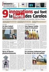 article de presse la nouvelle gazette