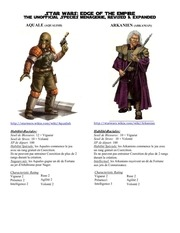sw eote vf unofficialspeciesmenagerie revised expanded