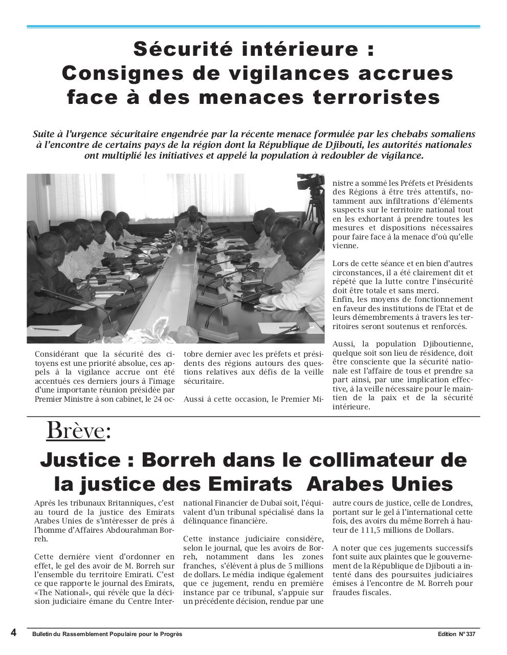 Journal Le progres Edition N°337 du 3 Novembre 2013.pdf - page 4/8
