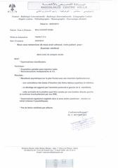 Fichier PDF resultat tdm