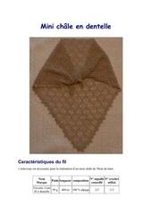 tricotin chalette