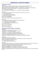 Fichier PDF probabilites exercice correction