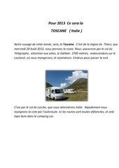 Fichier PDF notre voyage en toscane