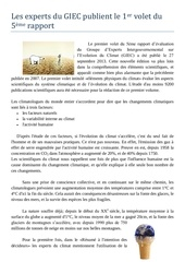 Fichier PDF 1er volet 5eme rapport giec