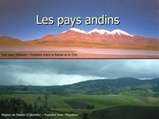 Fichier PDF pays andins