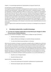cm evolutions economiques et sociales au xixe