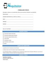Fichier PDF formulaire d envoi 1