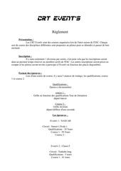 reglement crt 1
