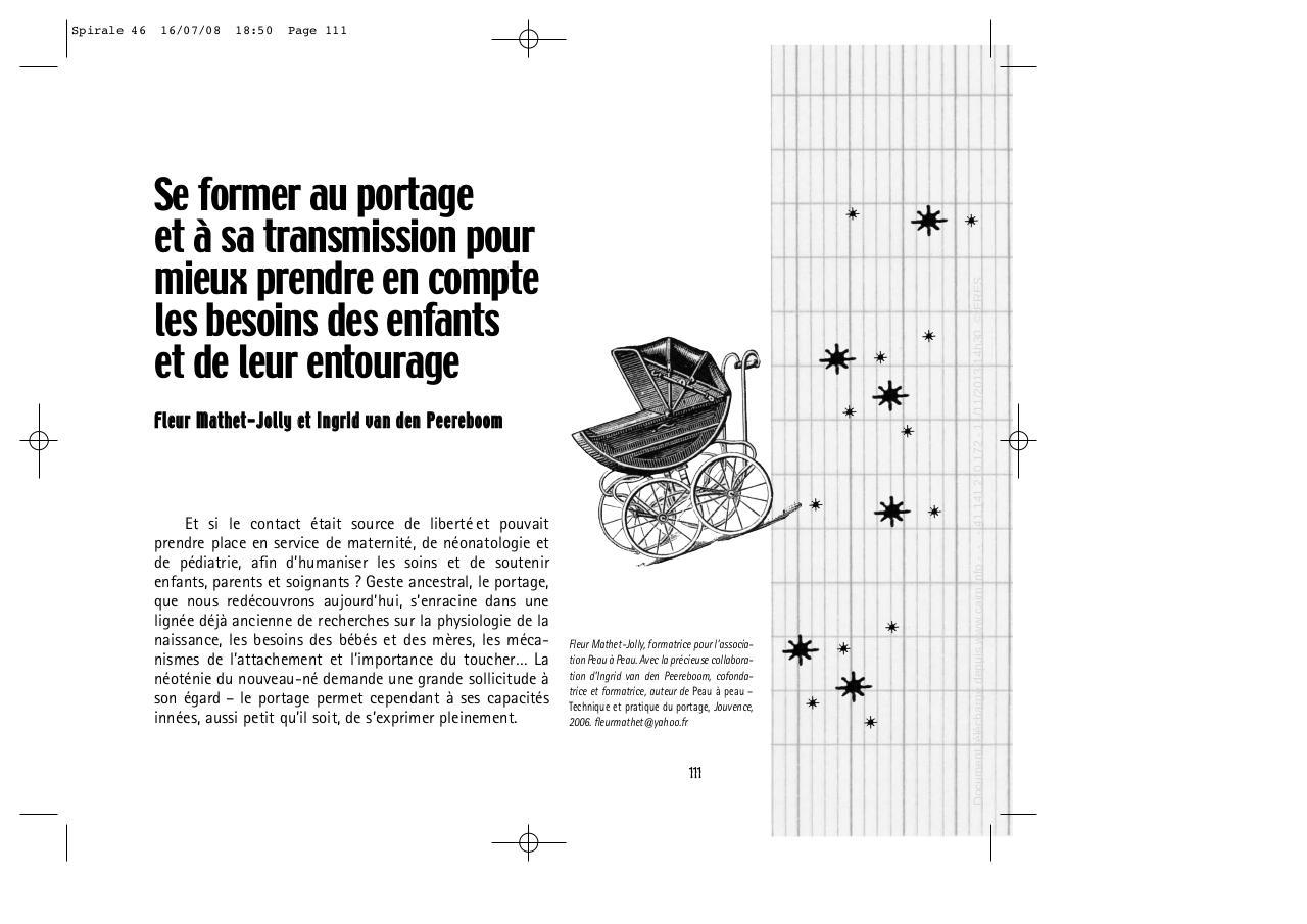 1Cairn.info par 2Cairn.info - se former au portage pdf - Fichier PDF a508065f6ae