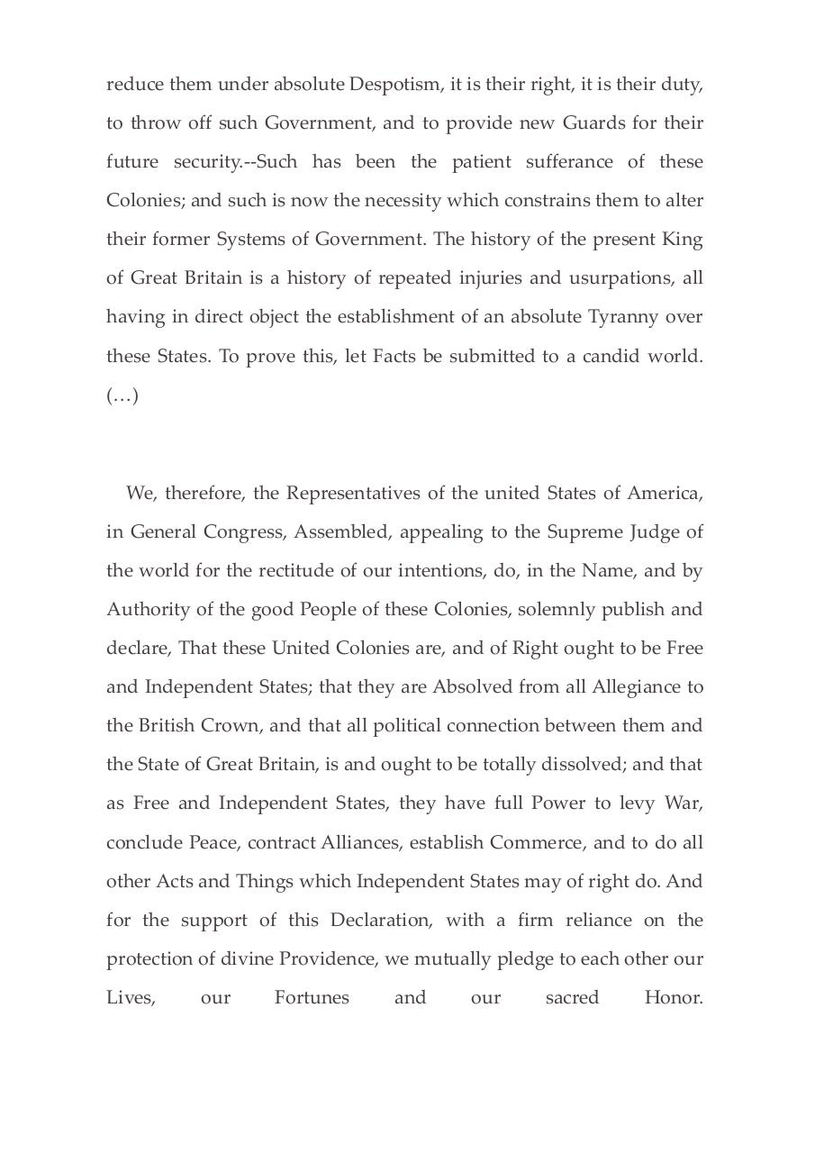 Aperçu du document the-united-states-declaration-of-independence.pdf - page 2/2