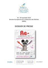 dossier de presse re creation