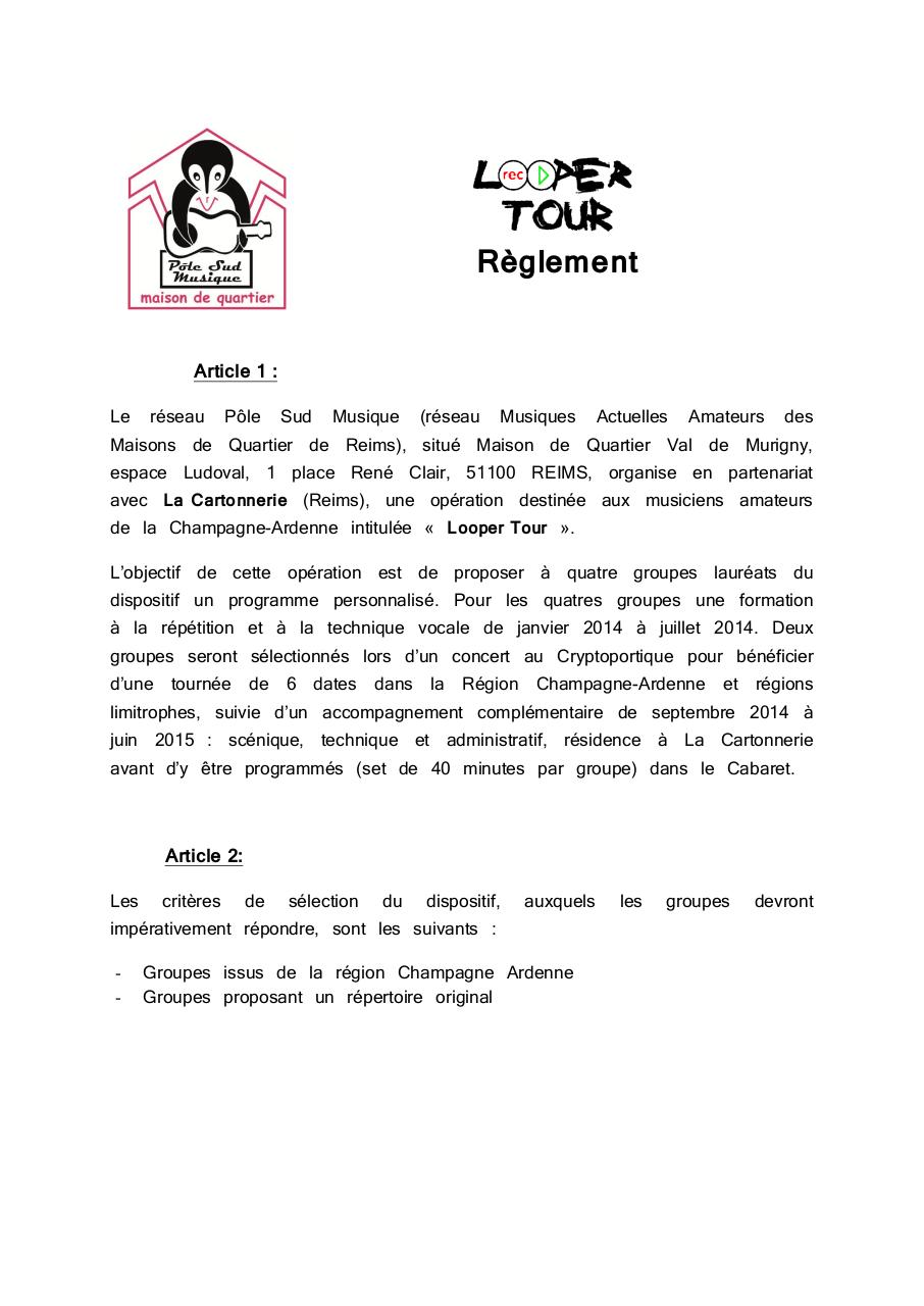 fiche d'inscription LOOPER TOUR 2014.pdf - page 4/7