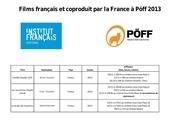 films fr 17eme p ff 2013